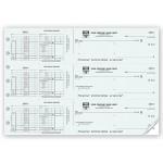 Payroll Window Envelope Check